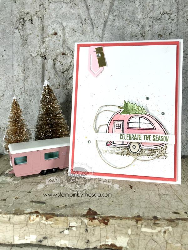 Christmas Theme, TGIF Challenge, Stampin' Up!