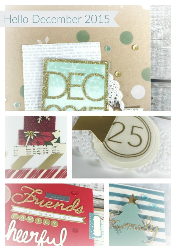 Hello December, Stampin' Up!