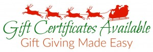 Gift Giving Made Easy, Gift Certificates, Stampin' Up!