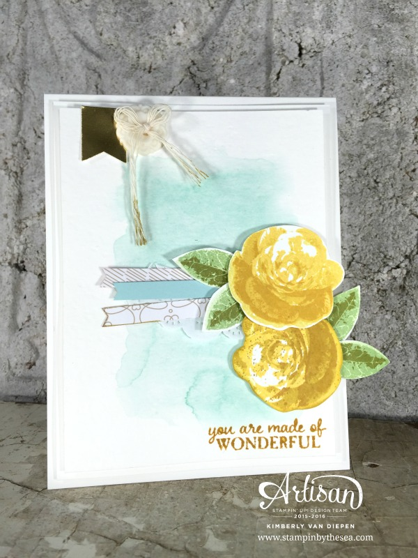 Transition is Tough, Picture Perfect, Stampin' Up! Demonstrator