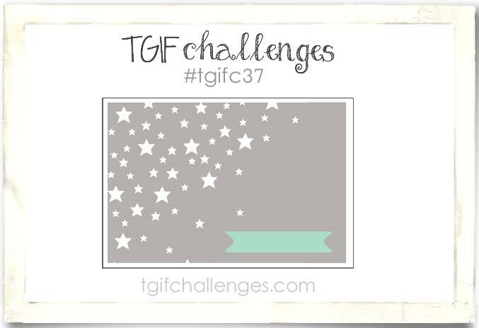 Card Fail, TGIF Challenge, Stampin' Up!