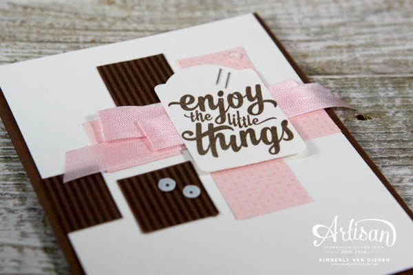 Stamps, Enjoy the Little Things, Stampin' Up!