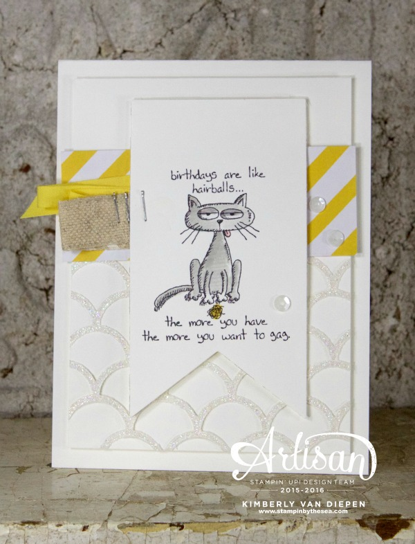 TGIF, Pets, Stampin' Up!, Giggle Greetings