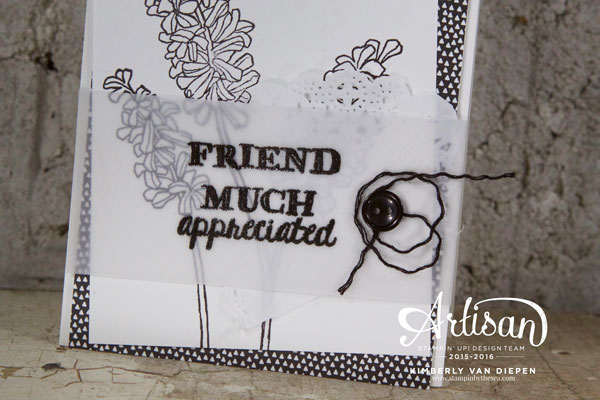 Make it Monday, Helping Me Grow, Stampin' Up!