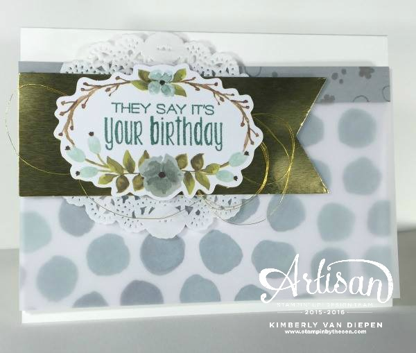 Paper Pumpkin December, Stampin' Up!, Subscribe Today