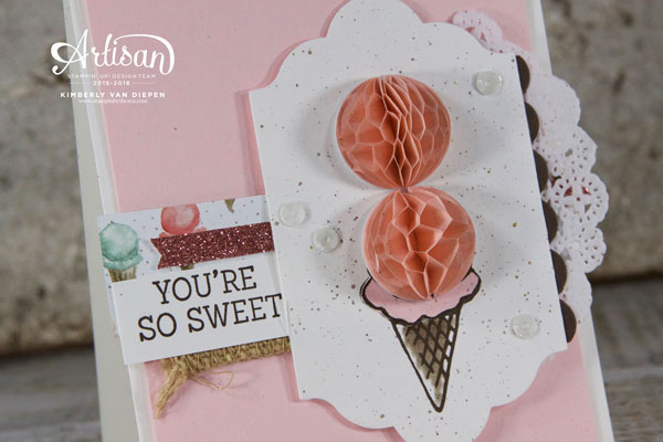 Honeycomb Happiness, Stampin' Up!, Stampin' Up! Demonstrator