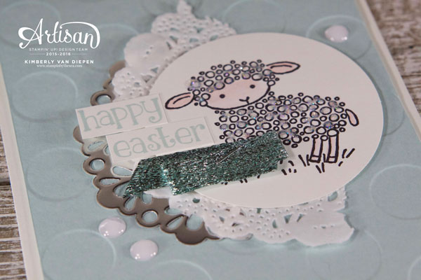 Easter Lamb, Stampin' Up!, Easter