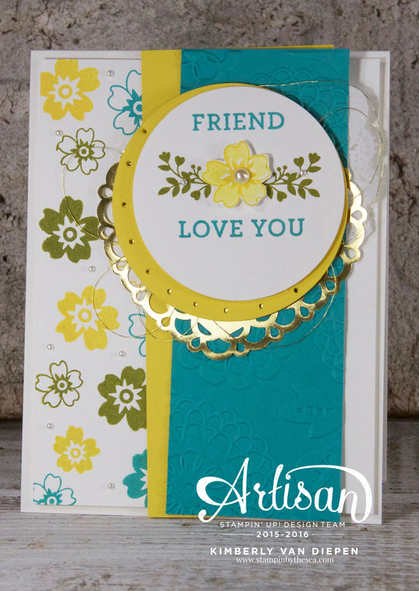 Lovers, Love, Bloomin' Love, Stampin' Up!