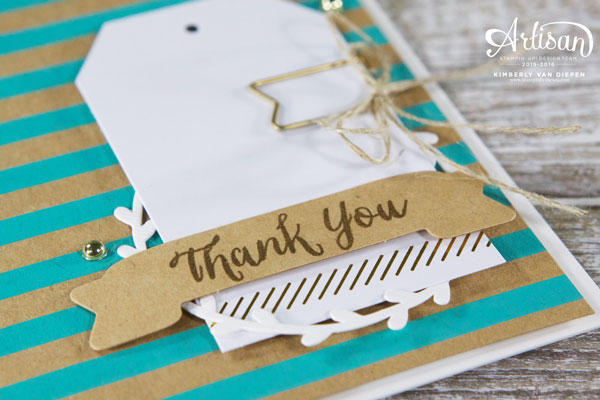 You're So Lovely, Stampin' Up!