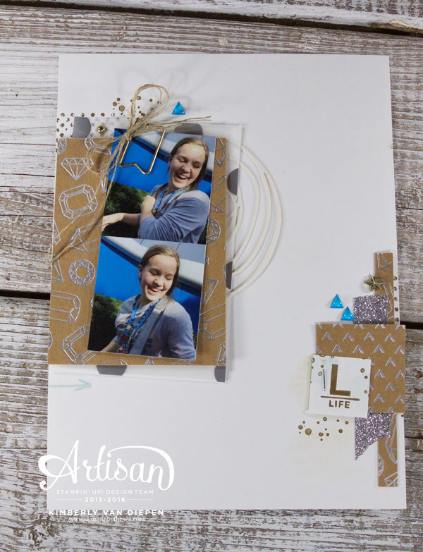 World Scrapbooking Day, Stampin' Up!