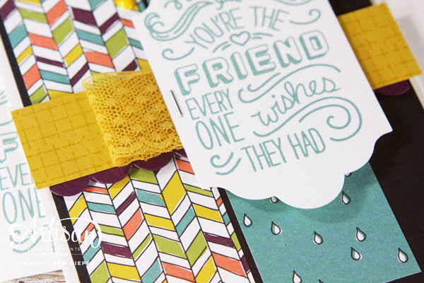 Little Things, Friendly Wishes, Stampin' Up!