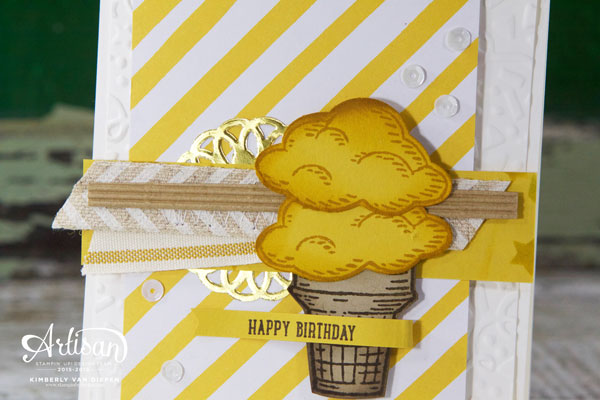 Bringing Birthdays Back, Stampin' Up!