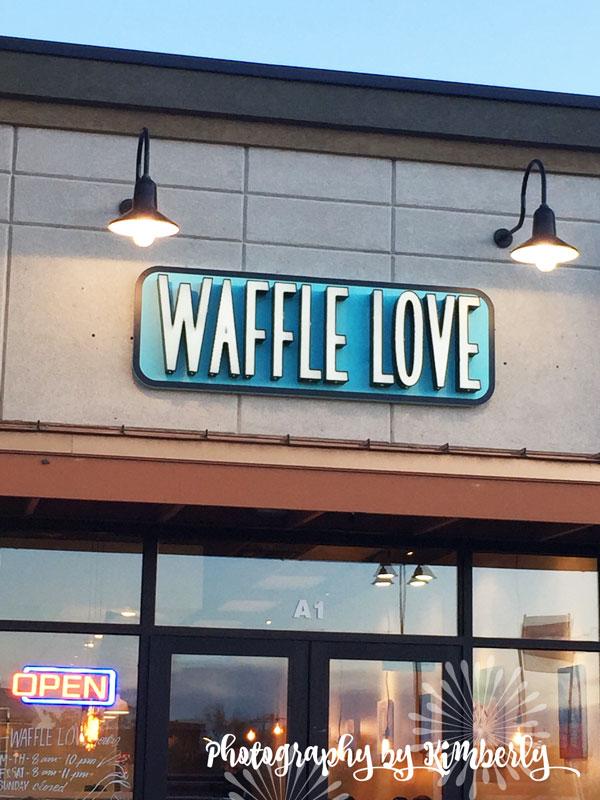 Eating, Waffle House, Kimberly Van Diepen