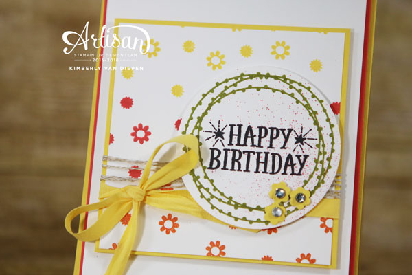 You're So Lovely, Stampin' Up!,