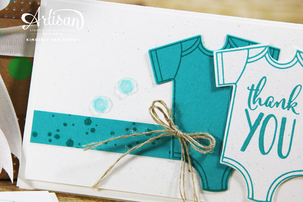 Baby, Made with Love stamp set, Stampin' Up!