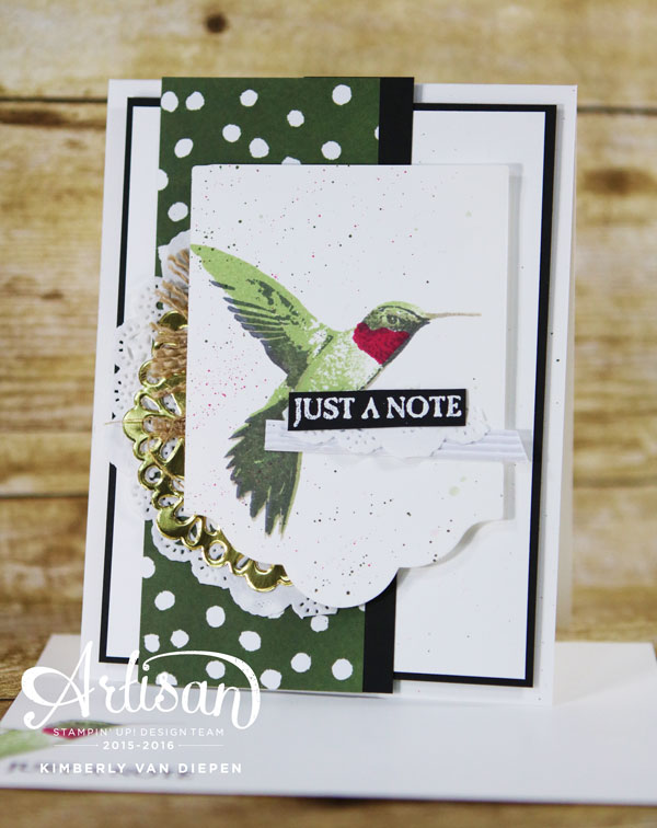 Picture Perfect, Stampin' Up!
