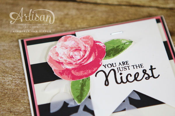 Rose, Picture Perfect, Stampin' Up!