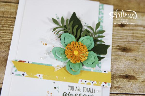 Blooms, Botanical Blooms, Stampin' Up!