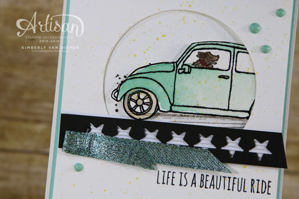 Beautiful Ride, Stampin' Up!