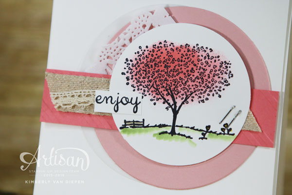 Happy Home, Stampin' Up!