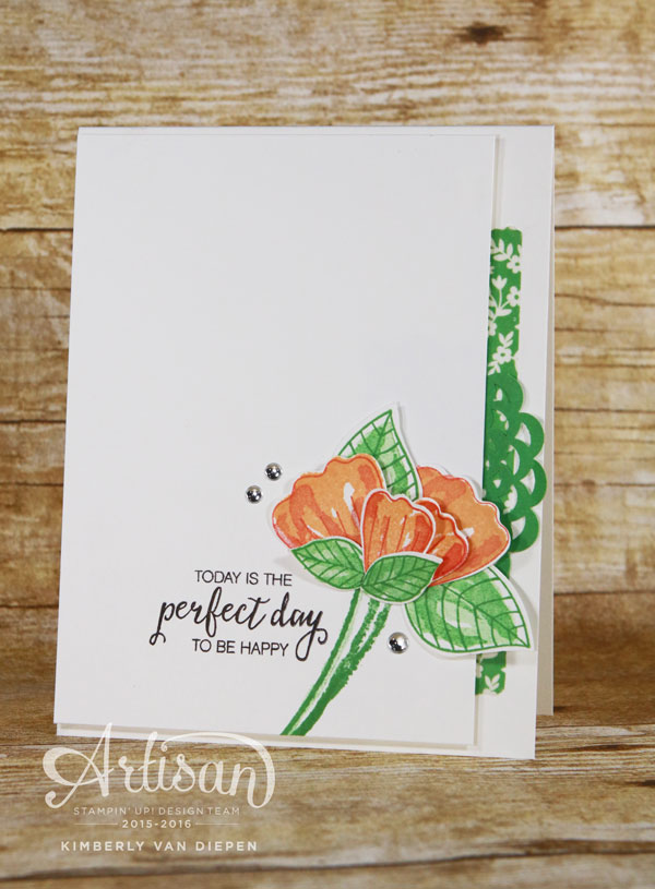 Blossoms, Stampin' Up!