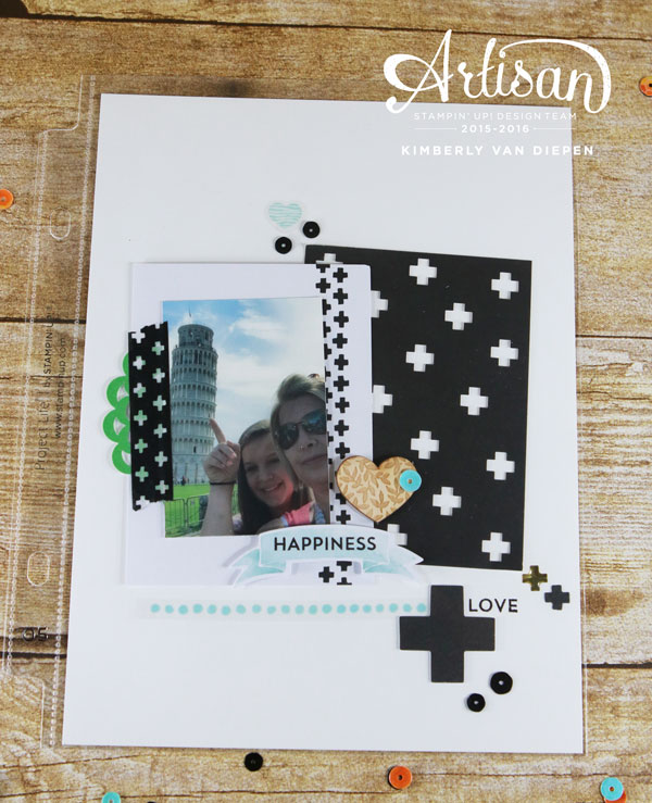 Project Life, Stampin' Up!