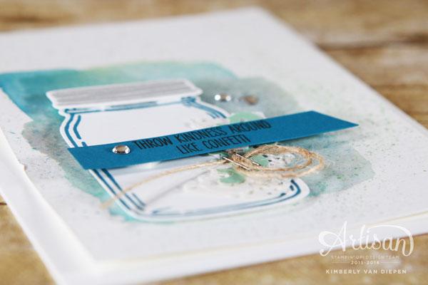 Stamps, Stampin' Up!, Jar of Love
