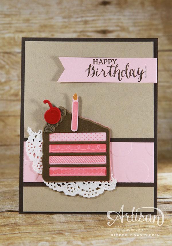 Embellish, Biggest Birthday Ever, Stampin' Up!