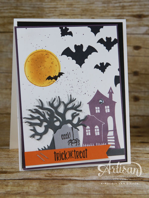 Halloween Favorites, Stampin' Up!