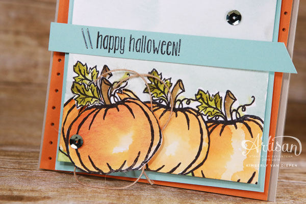 Jar of Haunts, Stampin' Up!