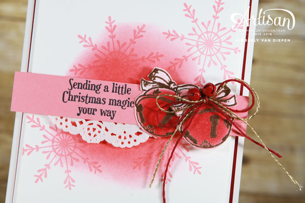 Christmas Magic, Stampin' Up!