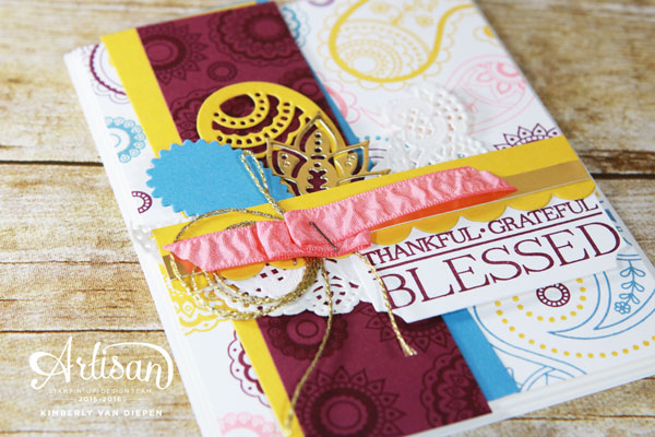 Color Inspiration, Stampin' Up!