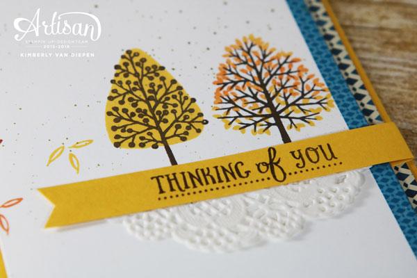 Totally Trees stamp set, Stampin' Up!