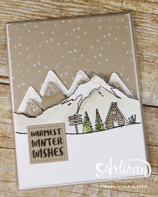 Mountain Adventure, Stampin' Up!,