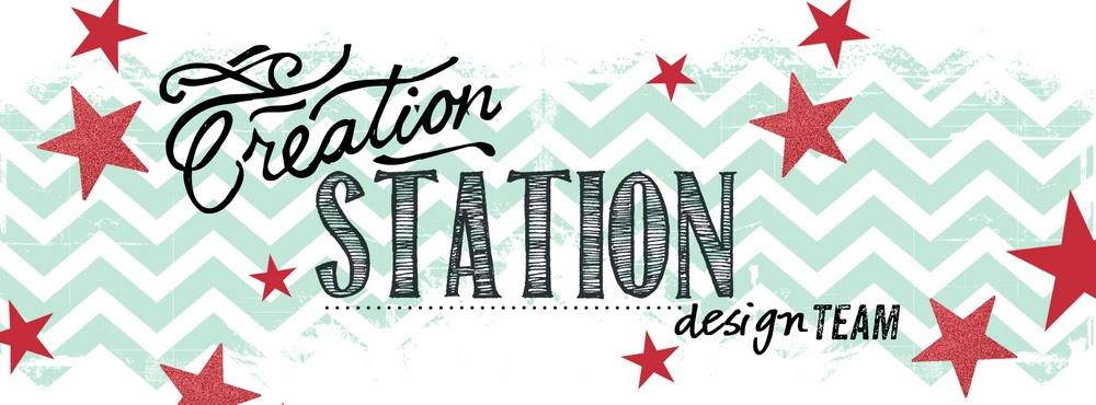 Urban Underground, Creation Station, Stampin' Up!