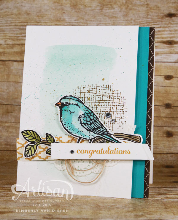 Congratulations, Stampin' Up!