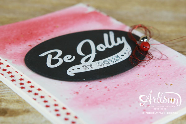 Jolliness, Be Jolly By Golly Stamp set, Stampin' Up!