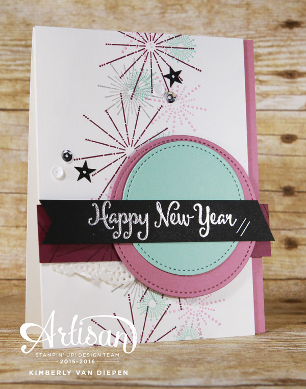 Celebrating, It's a Celebration, Stampin' Up!