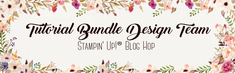 Tutorial Bundle Blog Hop, Stampin' Up!