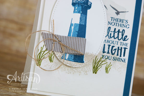 Crafting Encouraging, Stampin' Up!, High Tide