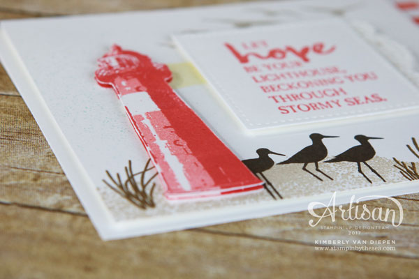 Light of Hope, High Tide stamp set, Stampin' Up!