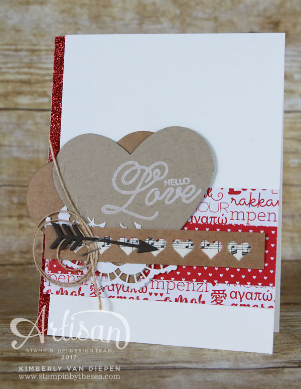 Sealed With Love, Stampin' Up!, Artisan Design Team