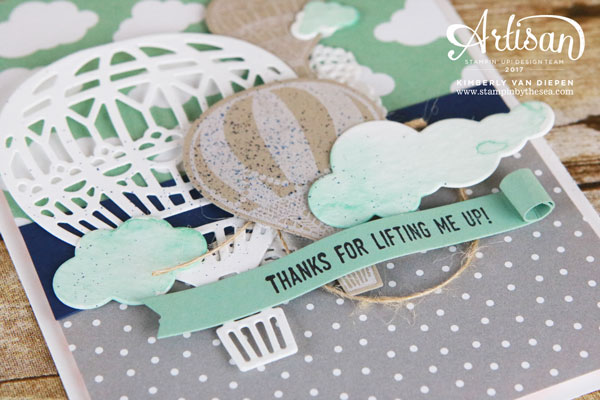 Lift Me Up Stamp Set, Stampin' Up!, Artisan Blog Hop