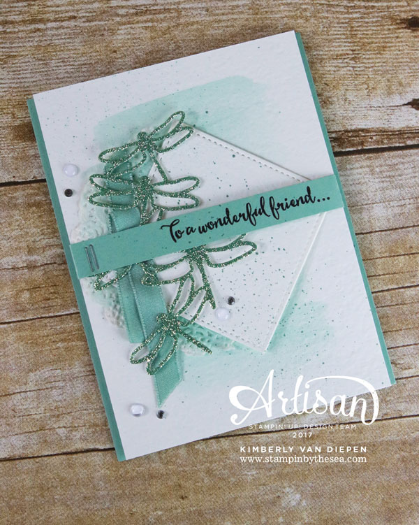 March Tutorial Bundle, Stampin' Up!, Dragonfly Dreams