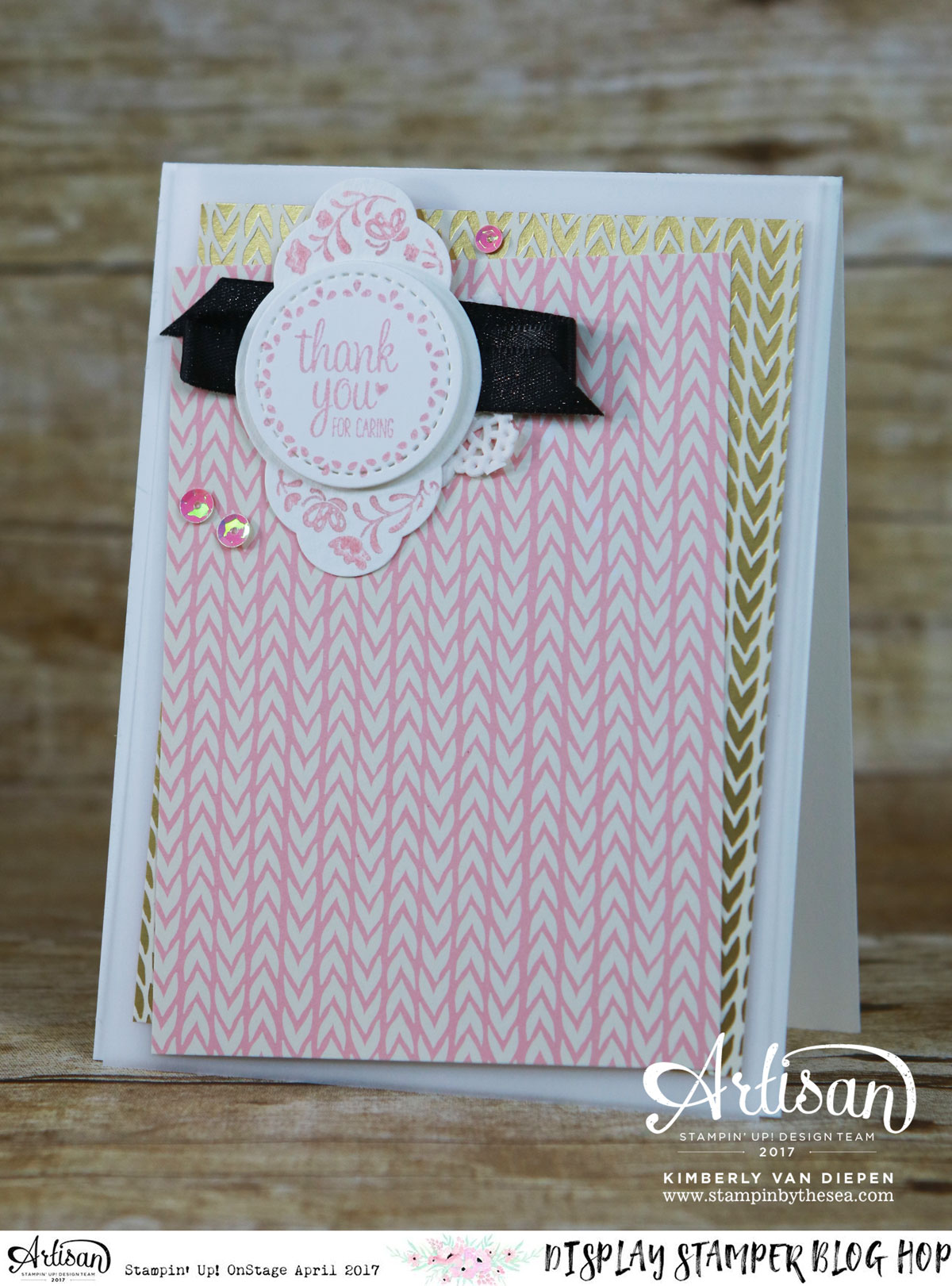 Berry Burst, OnStage Displays, Stampin' Up!