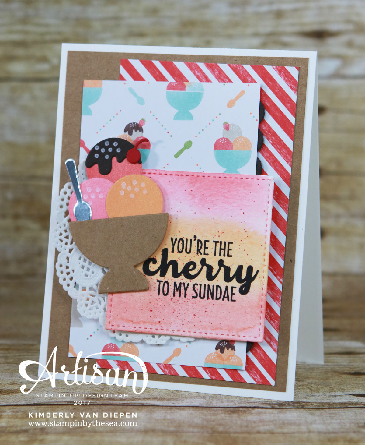Let's Splurge, Cool Treats, Stampin' Up!