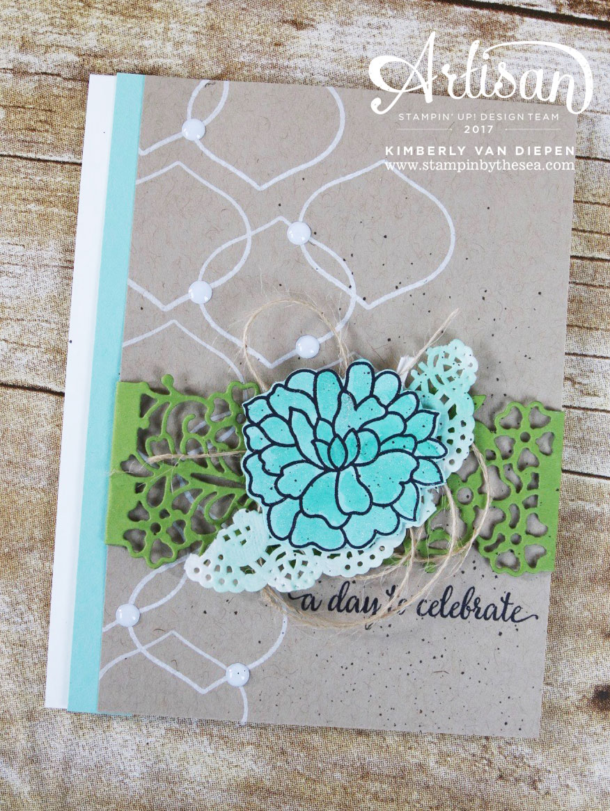 Tutorial Bundle Hop, So In Love Bundle, Stampin' Up!