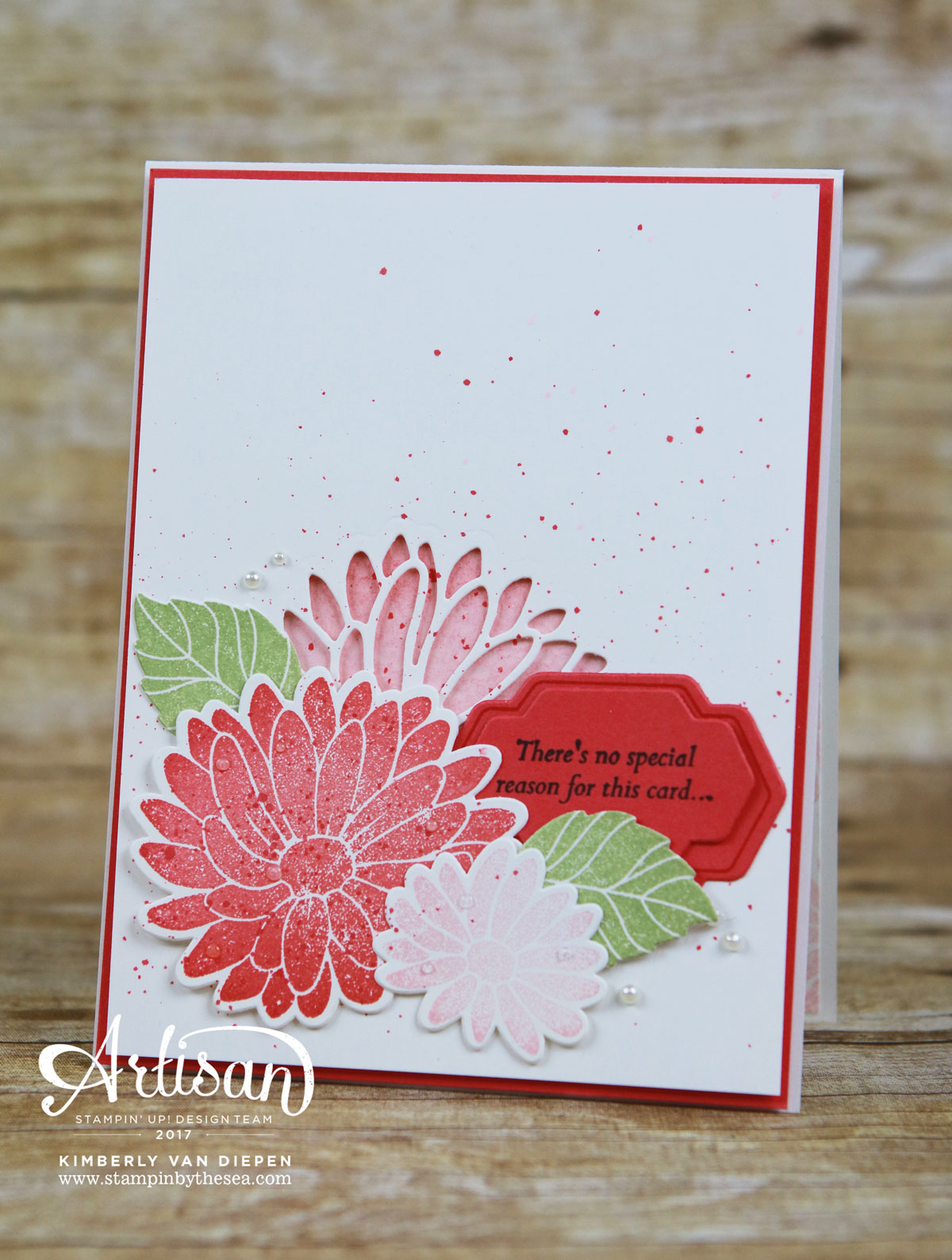 Special Reason, Stampin' Up!