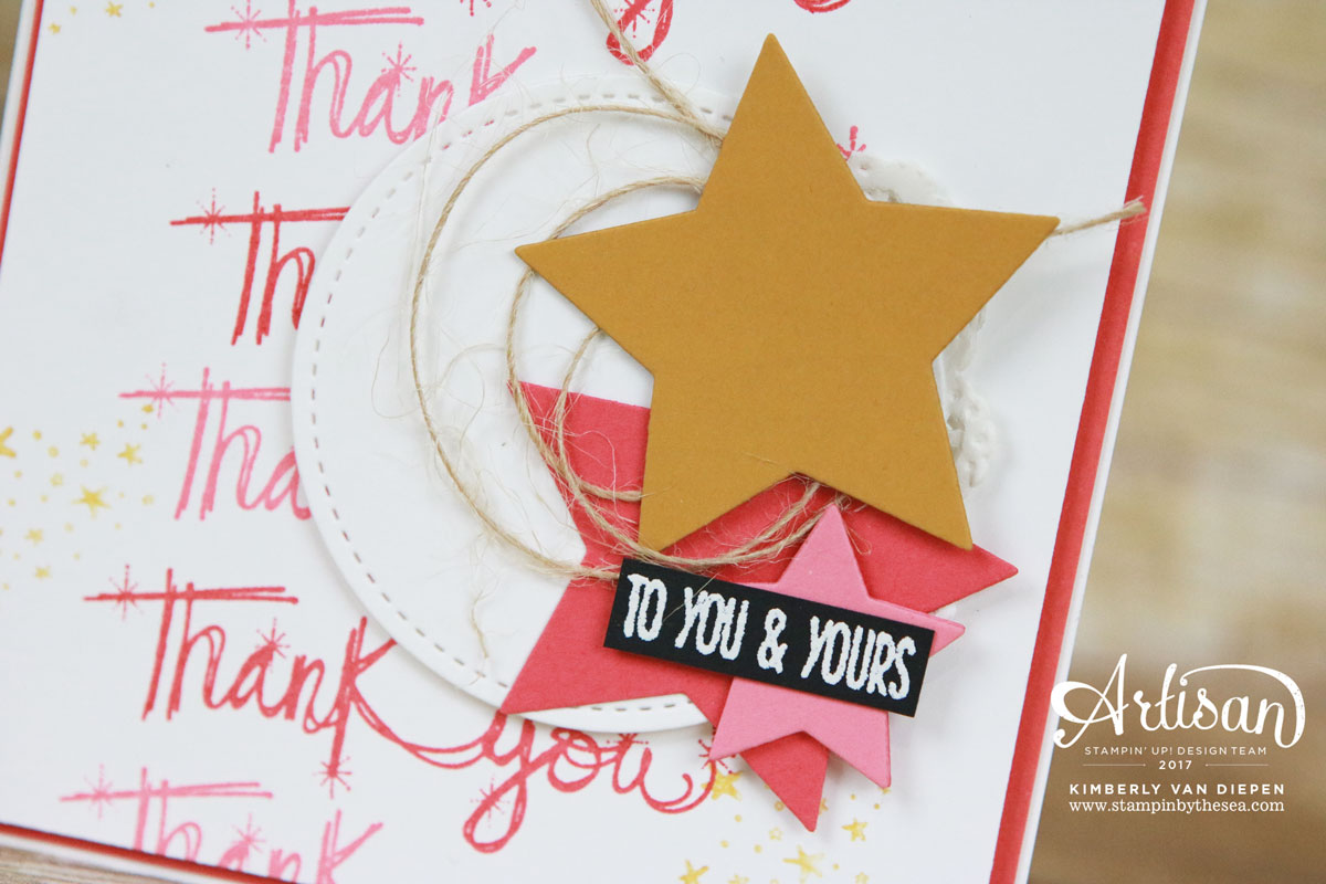 Card Buffet, Love Sparkles, Stampin' Up!