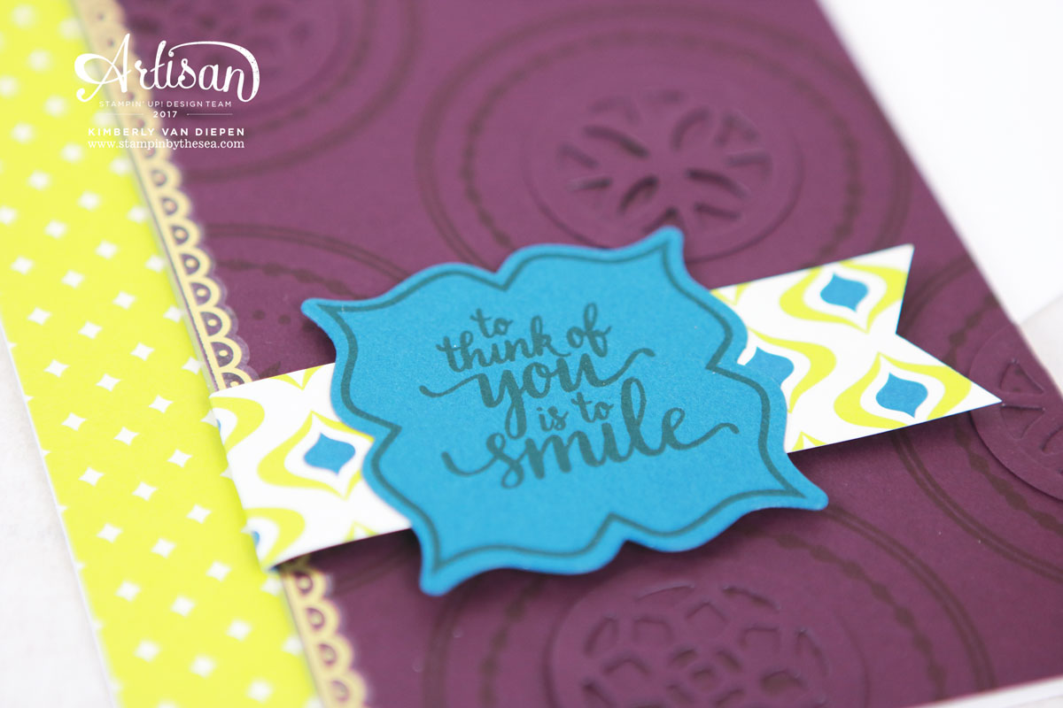 Eastern Palace Suite, Stampin' Up!